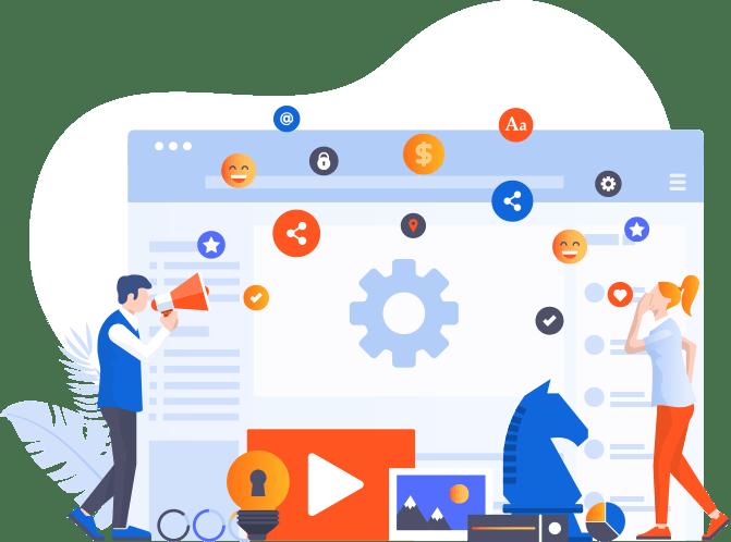 Online Marketing Freelancer - social media marketing kampagnen